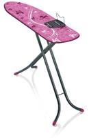 Deska do prasowania air board m shoulder fit compact, różowa