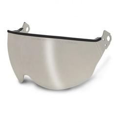 Szyba do kasku plasma visor v2 silver mirror