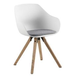 Krzesło do salonu odyn ii biały