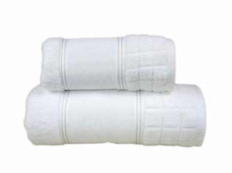 Ręcznik SPECIAL Greno biały - biały