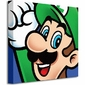 Super Mario Luigi - Obraz na płótnie