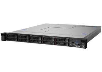 Lenovo Serwer ThinkSystem SR250 1xE-2146G 6+2C 3.5GHz 80W, 1x16GB 2Rx8, SW RD,1x450W, ThinkSystem SR250SR150 Slide Rail Kit 7Y5