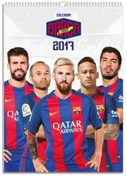 Fc barcelona - oficjalny kalendarz 2017