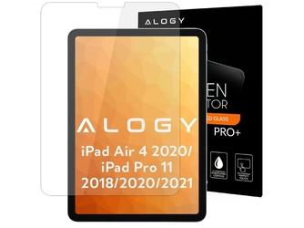 Szkło hartowane alogy 9h na ekran do ipad air 4 2020 ipad pro 11 2018 2020 2021