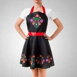 Fartuszek sukienka nitly