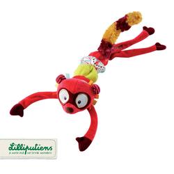 LILLIPUTIENS Zawieszka wibrująca Lemur George 0 m+