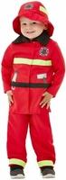 Strój strażaka przebranie fireman sam