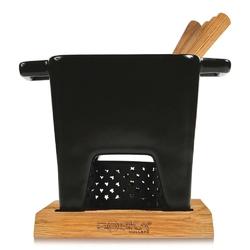 Boska - zestaw tapas fondue, czarny