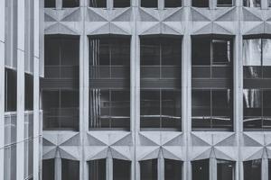 Fototapeta na ścianę okna szarego budynku fp 3940