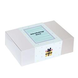 Zestaw prezentowy na urodziny herbaciane party. zestaw 20 herbat 20x58g różnego rodzaju i smaku, herbata urodzinowa 200g, kolorowy kubek w boxie prezentowym i nierdzewny zaparzacz