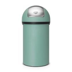 Brabantia - kosz push bin - 60 l - mineral mint - miętowy