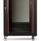 Szafa Rack GETFORT 19 22U 600x600 Stojąca - Szybka dostawa lub możliwość odbioru w 39 miastach