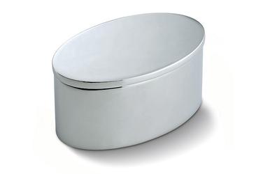 Pudełko na biżuterię oval philippi p220004