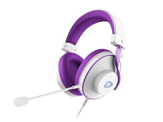 Słuchawki gamingowe dareu eh745s białe