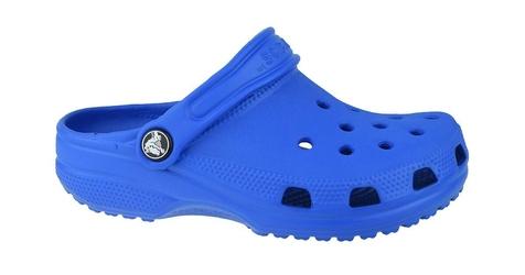 Crocs crocband clog k 204536-4jl 2021 niebieski
