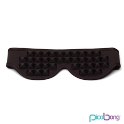 Sexshop - picobong see no evil blindfold – opaska na oczy czarna - online