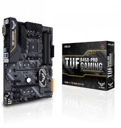 Asus Płyta główna TUF B450-PRO GAMING AM4 DDR4 DVIHDMIUSB3.1 ATX