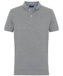 Męska szara koszulka polo profuomo xxl