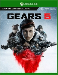 Microsoft Gra Gears 5 Standard Edition Xbox One 6ER-00015
