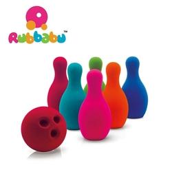 Zestaw do gry w kręgle rubbabu