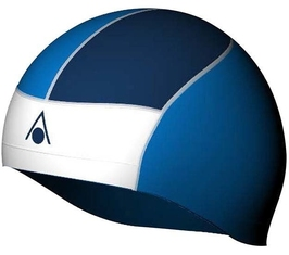 Aquasphere czepek skull cap ii white-blue-navy