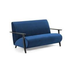 Sofa madras 78x86 cm niebieska