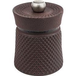 Młynek do pieprzu żeliwny peugeot bali fonte 8 cm brązowy pg-36638
