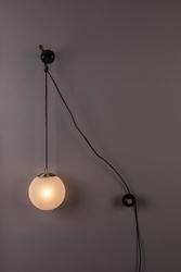 Dutchbone :: lampa ścienna bulan
