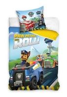 Pościel paw patrol 160x200cm komplet pościeli psi patrol niebieska