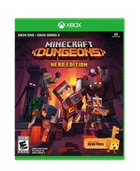Microsoft gra xone minecraft dungeons hero qyn-00022