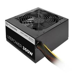 Thermaltake zasilacz litepower ii black 350w active pfc, 120mm