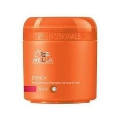 Wella enrich mask thick hair - maska do włosów grubych 150ml - 150ml