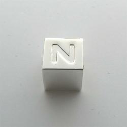 Litera N - kostka
