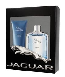 Jaguar classic zestaw prezentowy woda toaletowa 100ml+żel pod prysznic 200ml