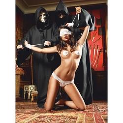 Sexshop - przebranie panna młoda - baci white wedding love slave - online