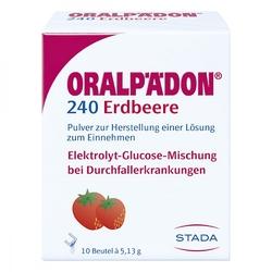 Oralpaedon 240 erdbeere btl. pulver