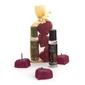 Zestaw lubrykant plus świece - extase sensuel naughty kit silk nights
