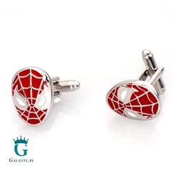 Spinki do mankietów spiderman cw-627