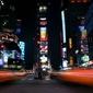 New york city, times square - fototapeta