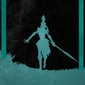 League of legends - kalista - plakat wymiar do wyboru: 60x80 cm