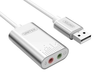 Unitek Karta dźwiękowa USB STEREO Y-247A