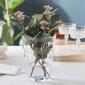 Wazon szklany na kwiaty altom design kalia 19 cm