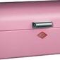 Pojemnik na pieczywo grandy różowy