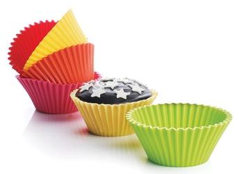 Foremki na muffinki silicone zone sz-10504-aa