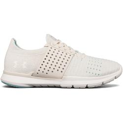Buty biegowe damskie under armour speedform slingwrap - biały