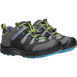Buty trekkingowe dziecięce keen hikeport wp - szary