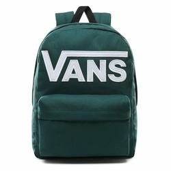 Plecak szkolny Vans Old Skool III Trekking Green - VN0A3I6RTTZ