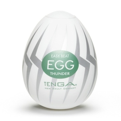 Sexshop - tenga masturbator - jajko egg thunder 1 sztuka - online