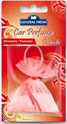 General fresh, car perfume pearls, truskawka, odśweżacz samochodowy, 1 sztuka