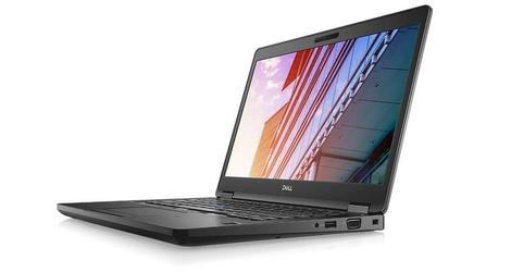 Dell Laptop Latitude 5491Core i5-8400H  8GB  SSD 256GB  Win10P